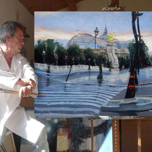 Patrice Larue | Artiste Cognac Art